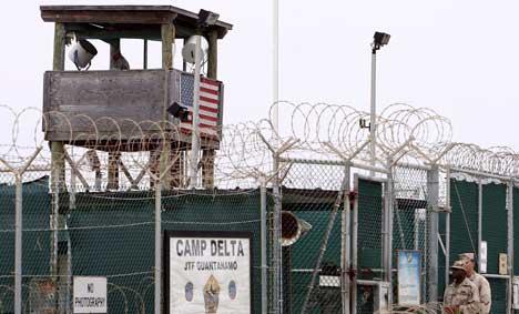Germany reportedly to take 3 Gitmo prisoners