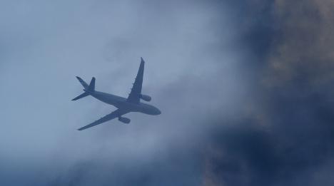 Test flights show no damage to planes