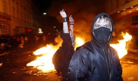 Upping the Antifa: Leftist riots feared for May Day
