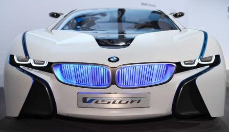 BMW unveils plans for US carbon-fibre plant