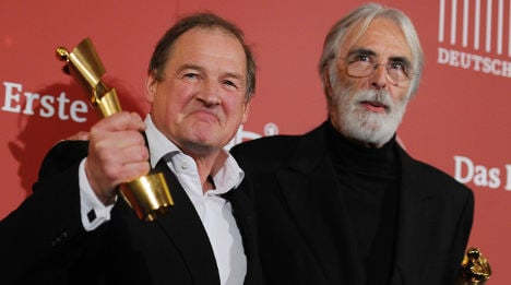 Pre-war drama 'Das weiße Band' sweeps German Film Prize awards
