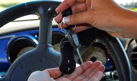 Sharing the steering wheel