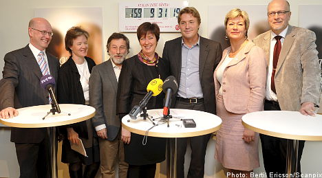 Sahlin turns to party old guard for election surge