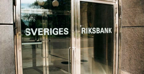 Riksbank votes no to base rate hike