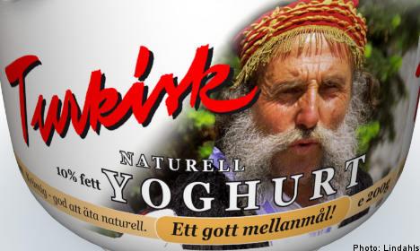 Greek man sues Swedish firm over Turkish yoghurt pic