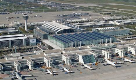 Munich voted Europe's best airport
