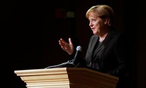 Merkel firm on Afghan mission despite deaths