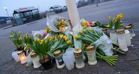 Suspect remanded for Landskrona killing