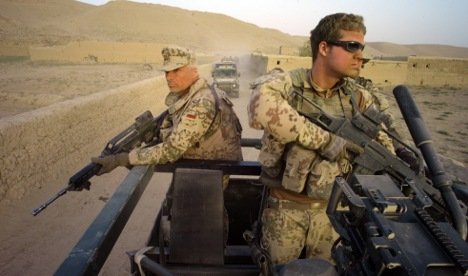 Bundeswehr kills five Afghan allied soldiers