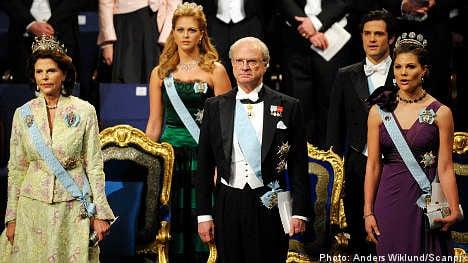 Swedish monarchy losing support: poll