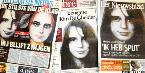 Swedish artist connected to Belgian child killer