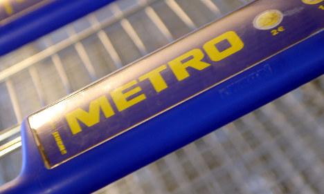Retailer Metro's profits edge higher as economy improves