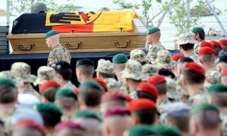 Merkel to defend Afghanistan mission