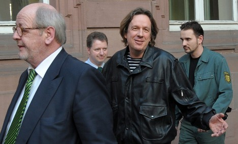 Prosecutors file rape charges against weatherman Kachelmann