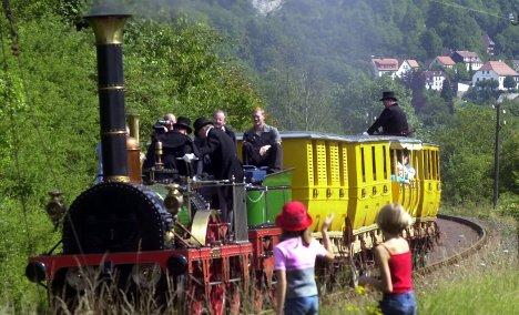 Discount tickets on sale for Deutsche Bahn's 175th anniversary