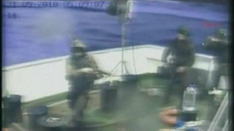 Deadly Israeli commando raid shocks Merkel