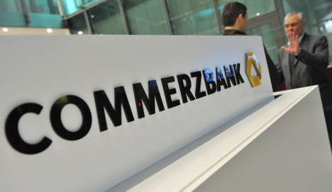 Profitable Commerzbank reassures on Greek debt