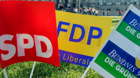 FDP open to Rhineland 'traffic light' coalition