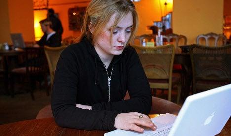 Glitch shuts down German internet