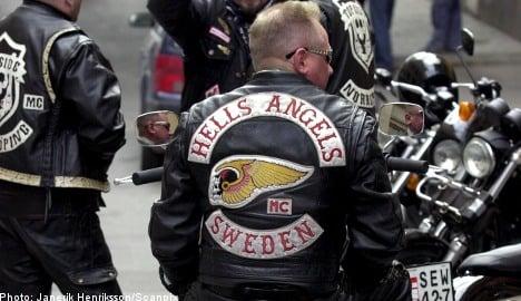Police target Hells Angels in Gothenburg