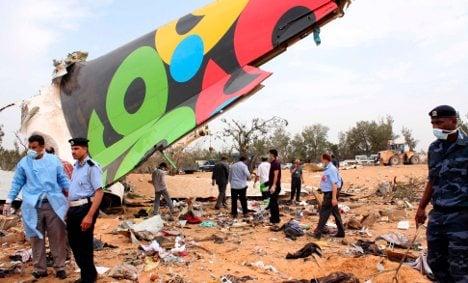 German among dead in Libyan plane crash