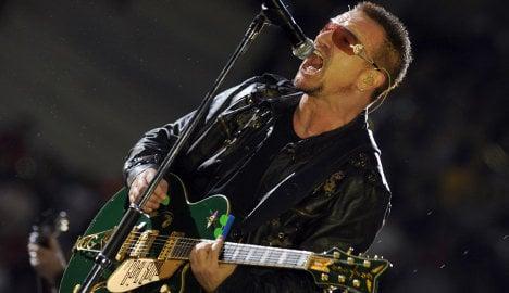 Bono stuck in Munich after emergency back surgery