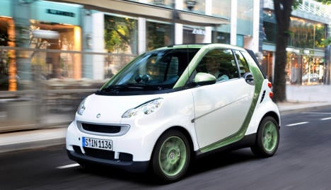 Smart aims to electrify the future of urban mobility