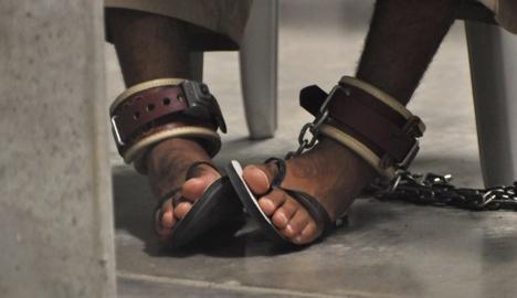 Germany willing to accept Gitmo prisoners