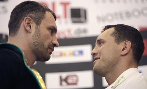 Klitschko sets sights on Sosnowski