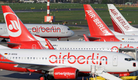 Air Berlin reveals scope of volcano damage