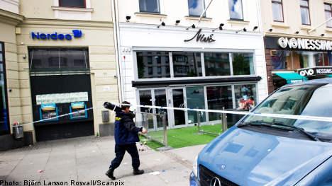 Man shot dead in Gothenburg nightclub