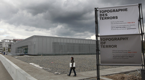 New Topography of Terror museum to open