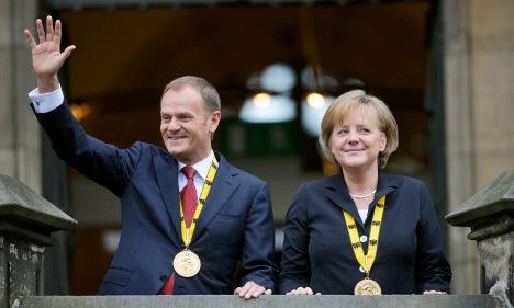 Merkel: EU facing biggest threat since communism
