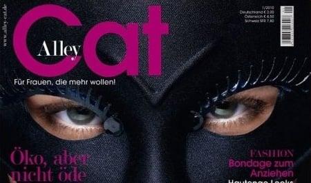 Erotic magazine for women hits German newsstands
