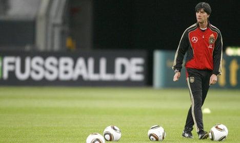 Löw mulls future ahead of World Cup prep match