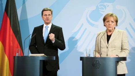 Merkel rules out tax cuts