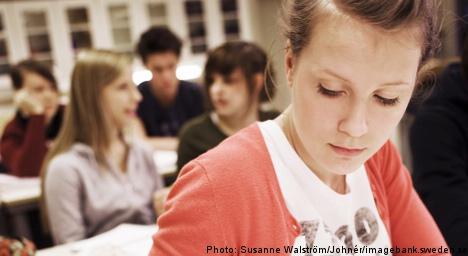 Students give Swedish schools high marks