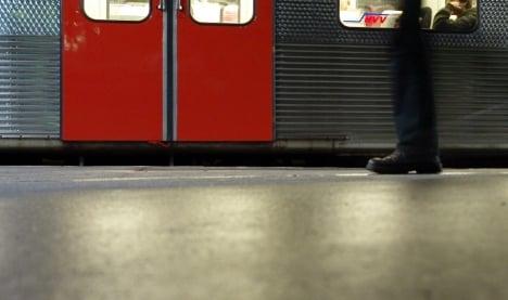 Teen fatally stabbed in Hamburg S-Bahn station