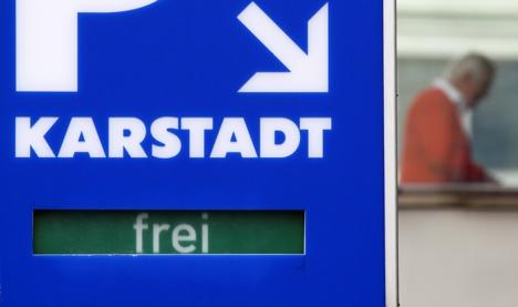 Russian consortium joins race for Karstadt