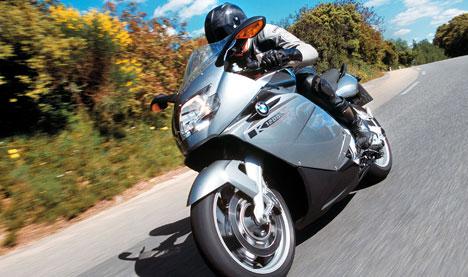 Brake problem sparks BMW motorcycle recall