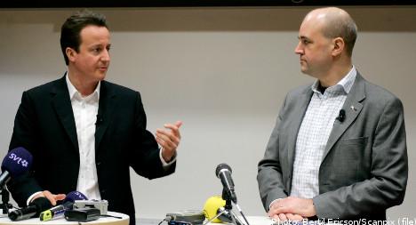 Swede concern over uncertain UK election