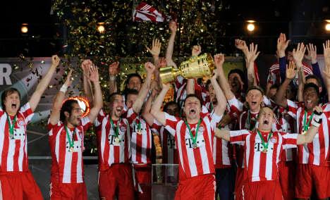 Bayern beat Bremen for German Cup
