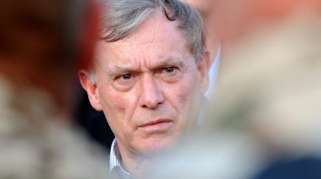 Köhler under fire for 'economic war' remarks