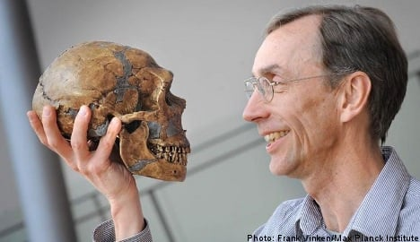 Humans bred with Neanderthals: study
