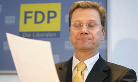 Chances grim for FDP's tax cut proposal