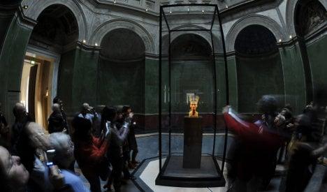 Westerwelle says Nefertiti stays in Berlin