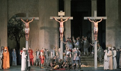 Passion Play season opens in Oberammergau