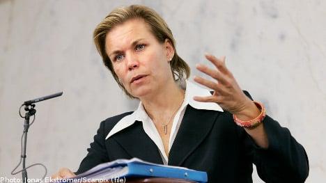 Sweden sacks aid agency chief in major overhaul