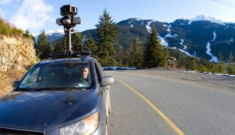 Google gathering private data via 'Street View'
