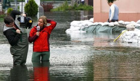 Brandenburg floodwaters may have peaked